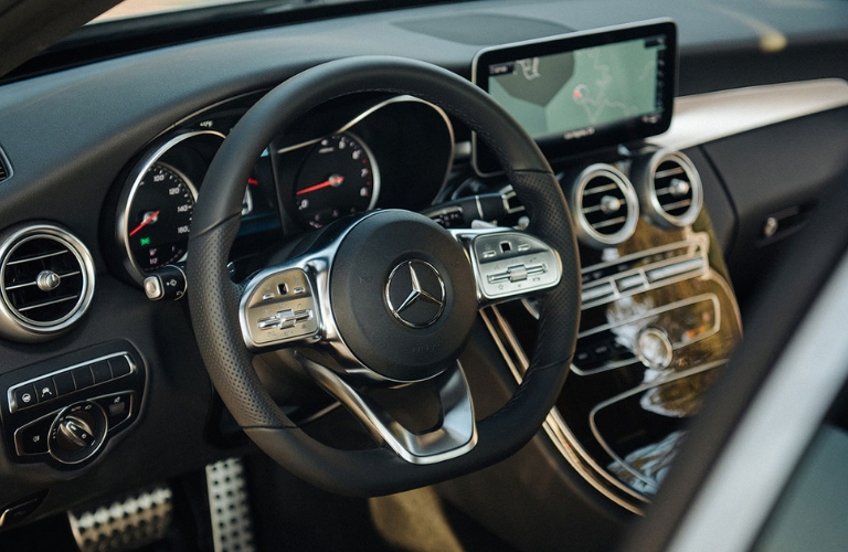2019 Mercedes-Benz C-Class Interior Systems