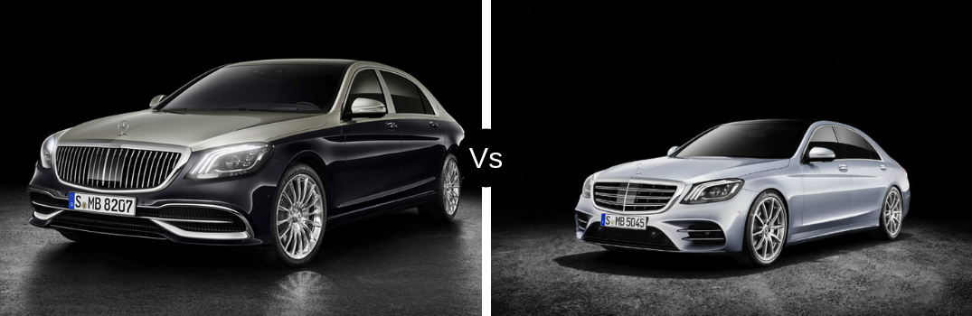 How Do the 2019 and 2018 Mercedes-Benz S-Class Compare?