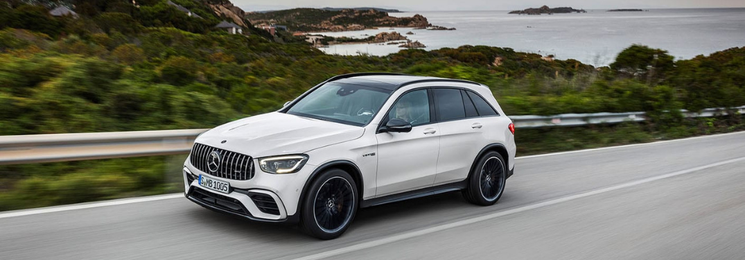 Details on the new 2020 Mercedes-AMG GLC 63 Model!