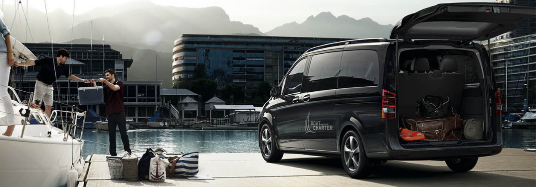 What is the Payload Capacity of the Mercedes-Benz Metris?