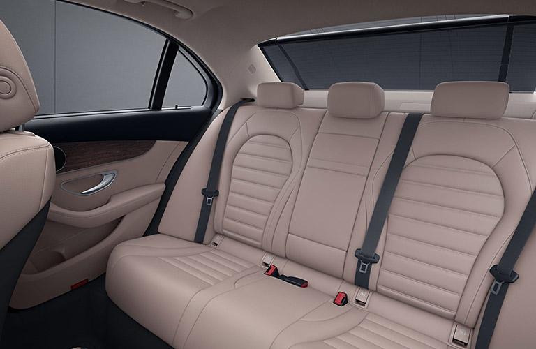 C class 2019 interior