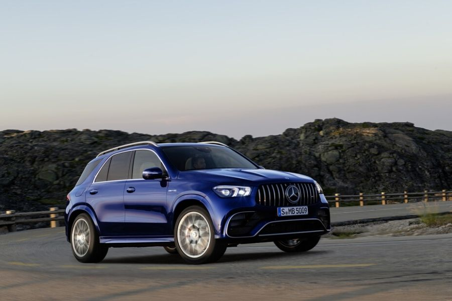 2021 Mercedes-AMG GLE 63 S Capabilities and Performance Specs