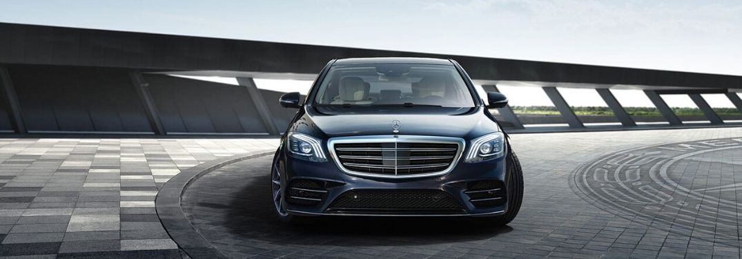 How many models does the 2020 Mercedes-Benz S-Class Sedan come in?