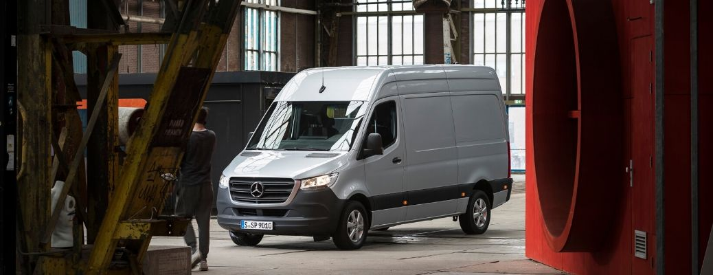 Get Your Mercedes-Benz Fleet Vans at Silver Star Motors!