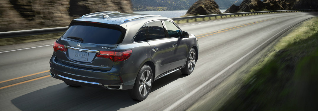 2018 Acura MDX Engine Options and Performance