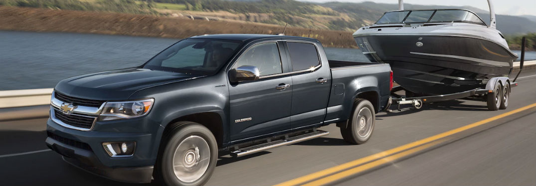 Chevy Colorado 4x4 Towing Capacity