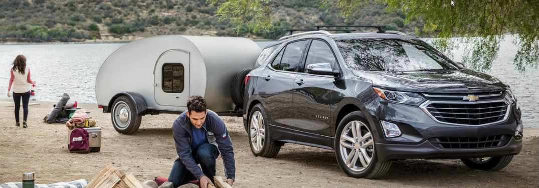 2019 Chevy Equinox towing