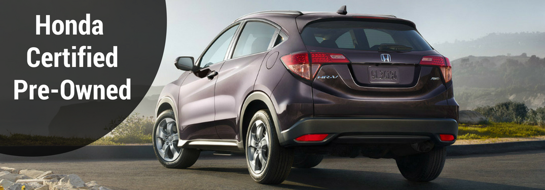 Advantages of Buying Honda Certified Pre-Owned Vehicles