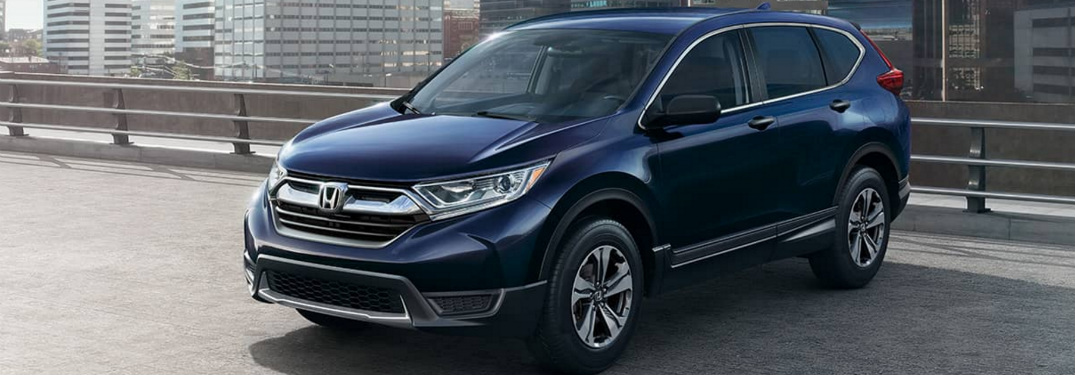 20th Anniversary of the Honda CR-V