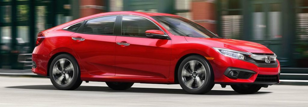 Color Options for the 2017 Honda Civic