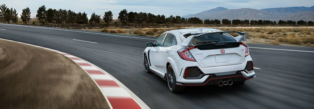Why Does The 2017 Honda Civic Type R Have 3 Exhaust Tailpipes