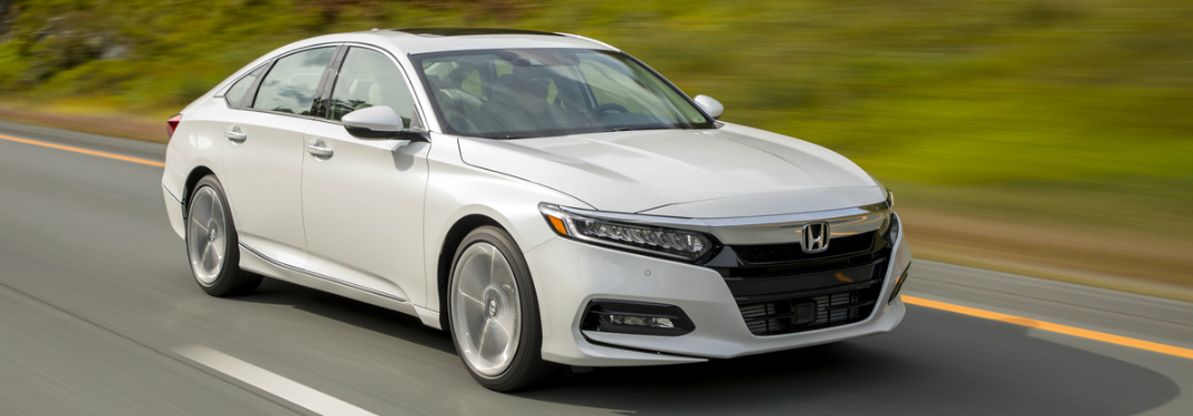 What Kind of Safety Features Does the 2018 Honda Accord Have?