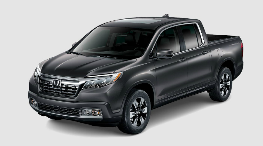Color Options For The 2019 Honda Ridgeline