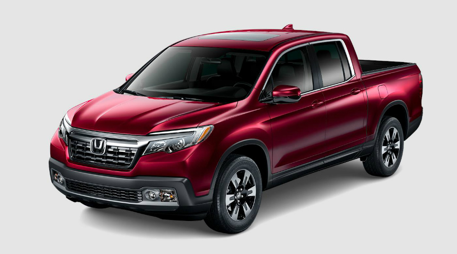 Image Result For Honda Ridgeline Options