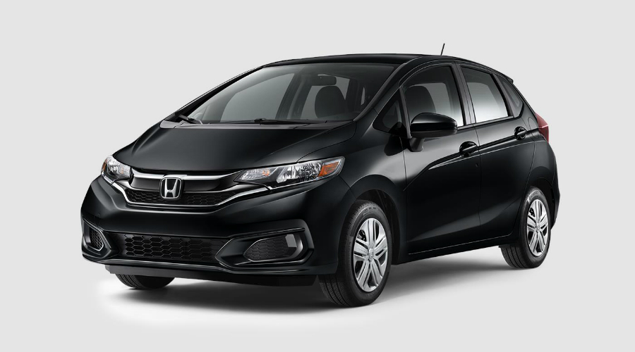 What Colors Does the 2019 Honda Fit Come in?