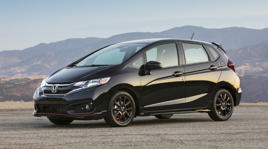 Honda Fit 2019 U003eu003e What S New In The 2019 Honda Fit