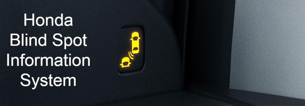 Honda Fit Mpg >> How Does the Honda Blind Spot Information System Work?