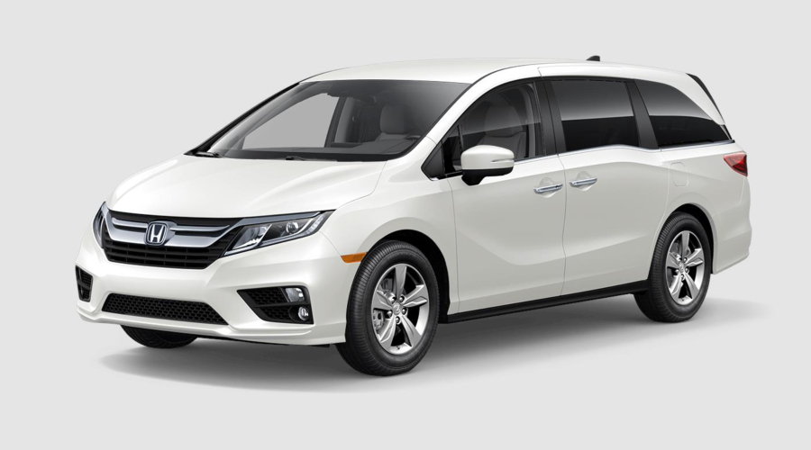 Honda Odyssey Colors >> Color Options For The 2019 Honda Odyssey