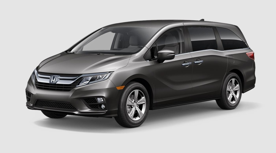 2019 Honda Odyssey in Pacific Pewter