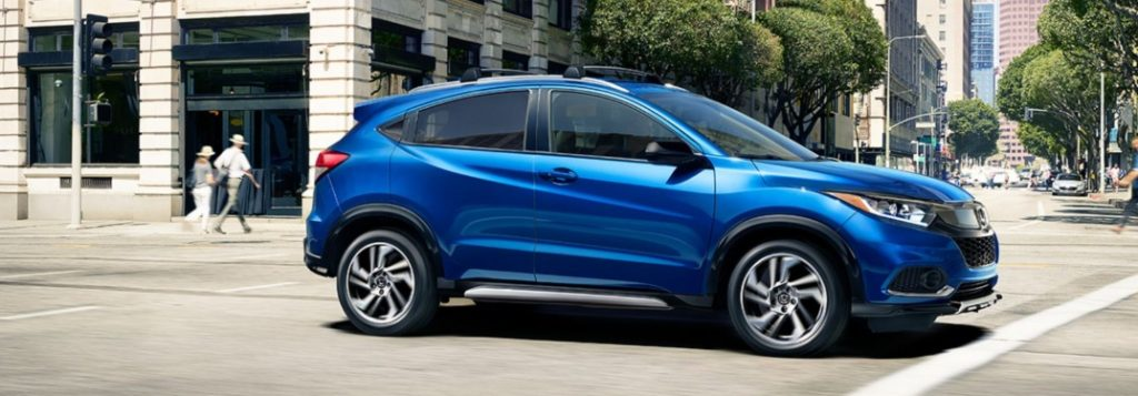 Color Options for the 2019 Honda HR-V
