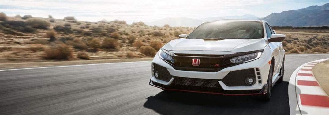 New Civic Type R Impresses with Powerful Performance