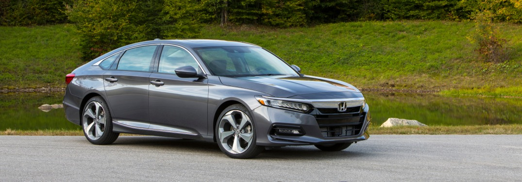 New Honda Accord >> What S New In The 2019 Honda Accord