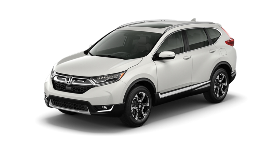 2019 Honda CR-V in Platinum White Pearl