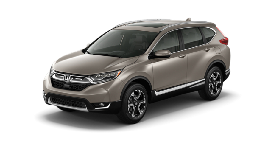 2019 Honda CR-V in Sandstorm Metallic
