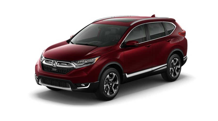 2019 Honda CR-V in Basque Red Pearl II