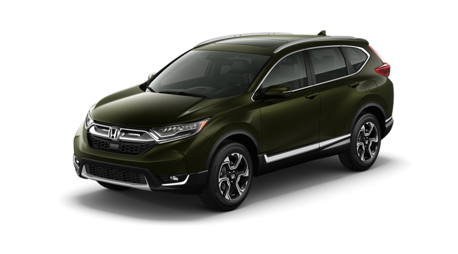 2019 Honda CR-V in Dark Olive Metallic
