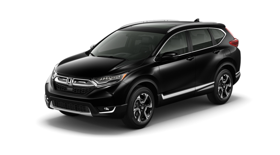 2019 Honda CR-V in Crystal Black Pearl