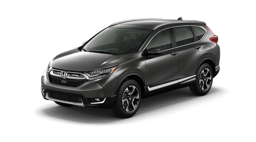 2019 Honda CR-V in Modern Steel Metallic