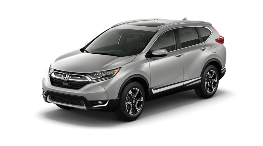 2019 Honda CR-V in Lunar Silver Metallic