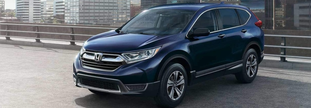 Popular CR-V Returns for New Year with New Additions