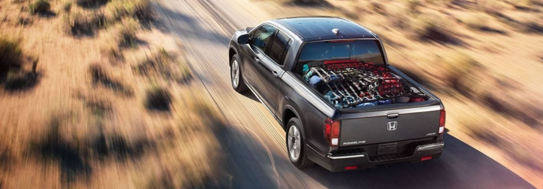 Stong Engine Gives New Ridgeline Great Power