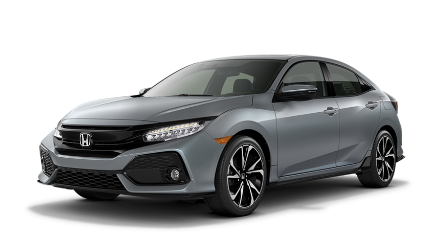 Honda Civic Colors >> Color Options For The 2019 Honda Civic Hatchback