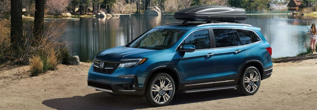 Learn all About the Strong Performance of the New Honda Pilot