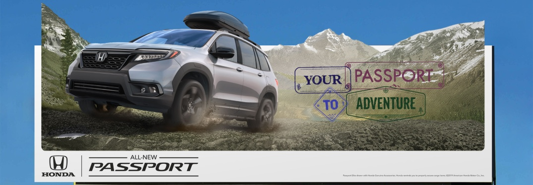 Passport Demonstrates Fantastic On and Off-Road Performance