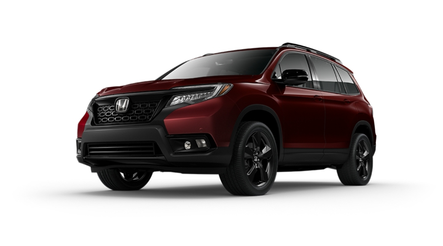 Color Options For The 2019 Honda Passport