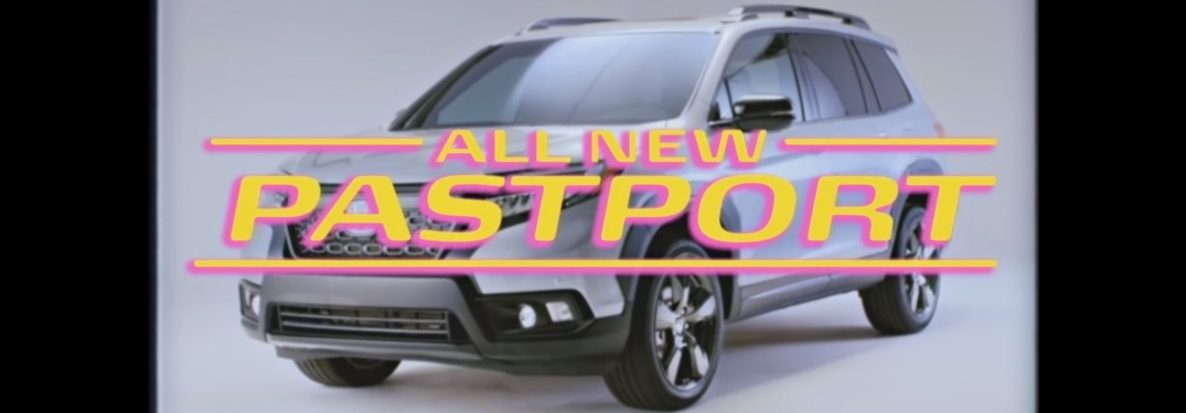 Enjoy a Blast From the Past with the Honda PastPort