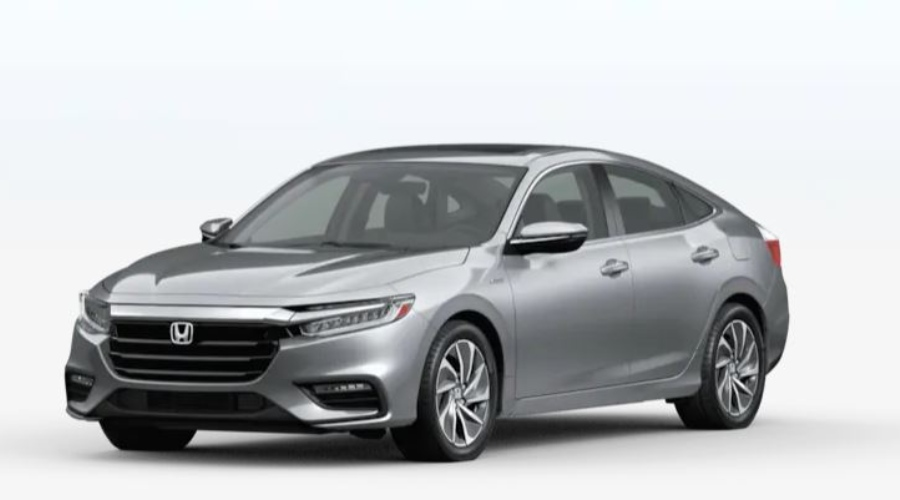 2020 Honda Insight in Lunar Silver Metallic