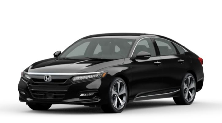 2020 Honda Accord in Crystal Black Pearl