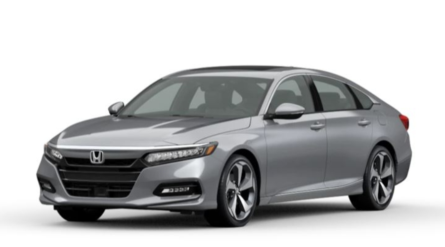 2020 Honda Accord in Lunar Silver Metallic