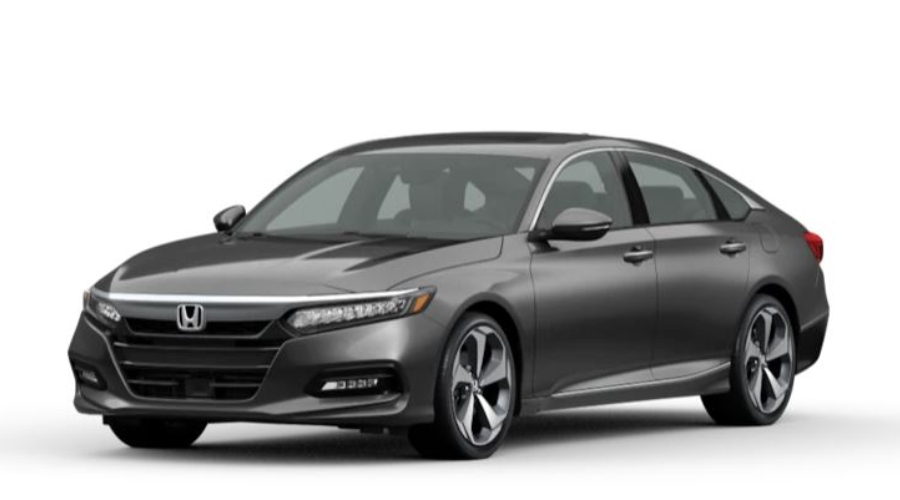 2020 Honda Accord in Modern Steel Metallic