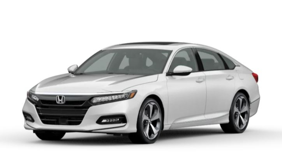 2020 Honda Accord in Platinum White Pearl