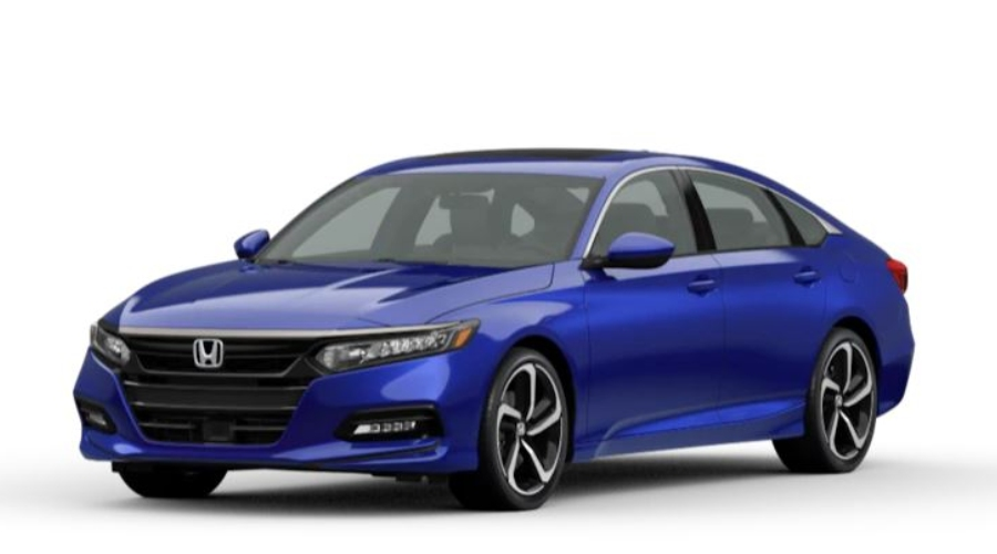 2020 Honda Accord in Still Night Pearl