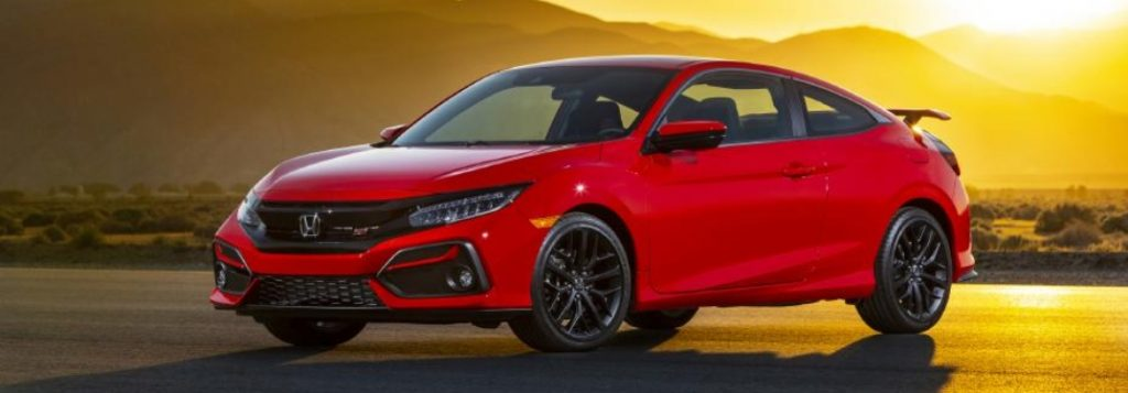 What S New In The 2020 Honda Civic Si