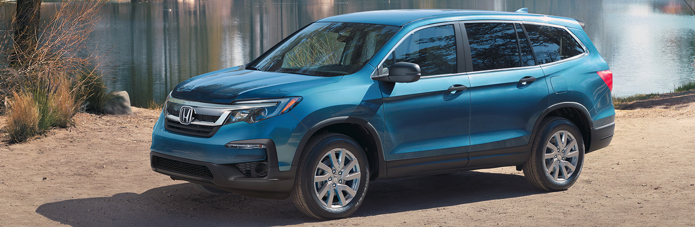 Check out the color options on the 2020 Honda Pilot!