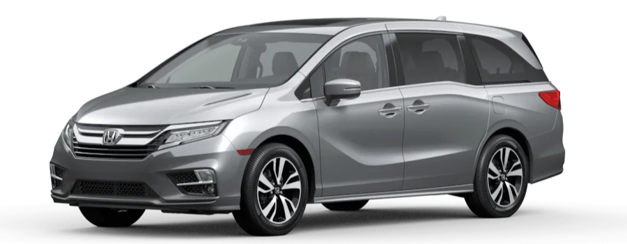 What Color Can I Get A 2020 Honda Odyssey In