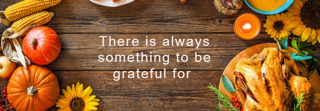There is always something to be grateful for with Thanksgiving theme background